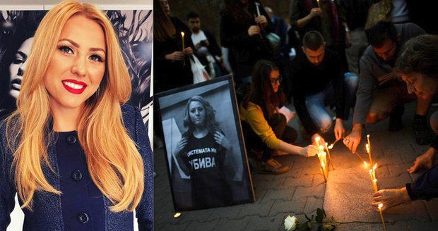 Krásnou novinářku (†30) znásilnil a uškrtil. Soud poslal vraha na 30 let za mříže
