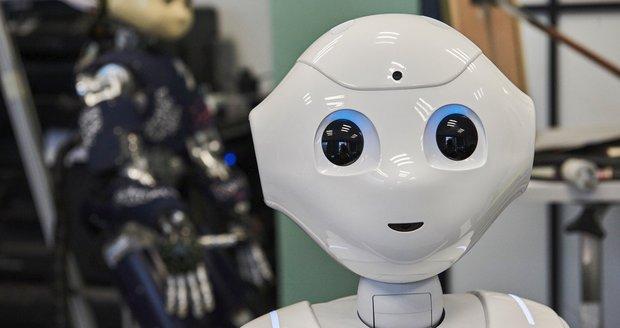 V parlamentu vyslechnou robota. Má promluvit o umělé inteligenci