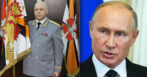 Putin si pozval na kobereček vedení rozvědky. Náčelníkovi se z toho udělalo špatně