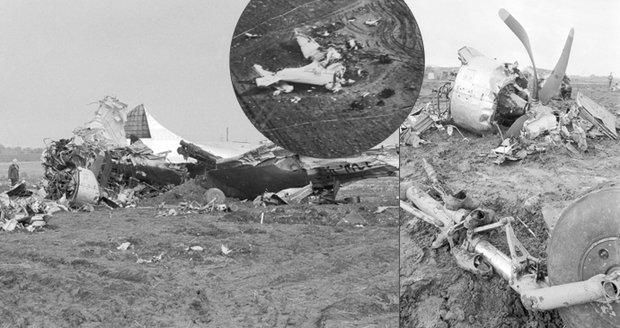 Jeden pilot byl opilý, druhý nezkušený: Problémy s motorem a posádka zavinily smrt 13 lidí u Ptic