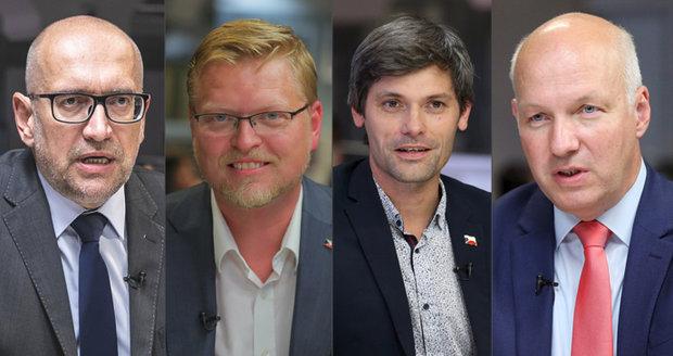V boji o Senát vyhrál Bek, Fischer i Hilšer. Kdo slavil úspěch a kdo propadl?