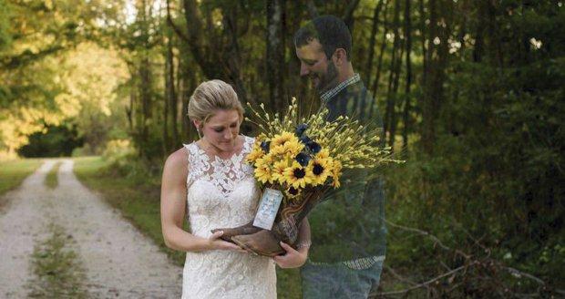 Takhle vypadá láska až za hrob: Vzala si svého snoubence, i když byl po smrti!