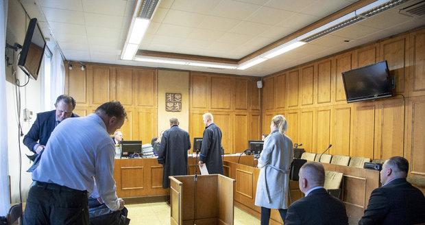 Soud projednává kauzu padělaných obrazů
