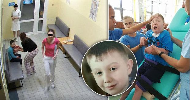 Lékařka nechala krvácet Adámka na chodbě v Pardubicích: Teď pracuje s novorozenci v Krči