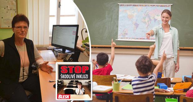 Paradox inkluze: Ministerstvo hlídá Romy na základkách, jejich vzdělání ho ale nezajímá