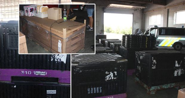 Zloději kradli kamiony v Německu a v Čechách se je pokoušeli »legalizovat«! Policie z krádeže obvinila 3 osoby