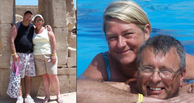 David (†62) zemřel na dovolené v Egyptě: Rodina dostala tělo bez orgánů!