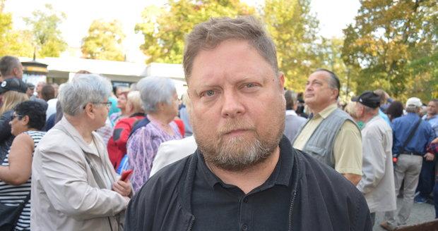 Adam Pavlík, syn zesnulé zpěvačky