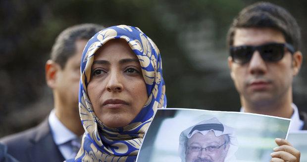 """Nositelka Nobelovy ceny o zmizelém novináři: """"Byla to naplánovaná akce"""""""