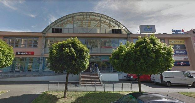 Obchodní centrum Cíl na Zahradním Městě