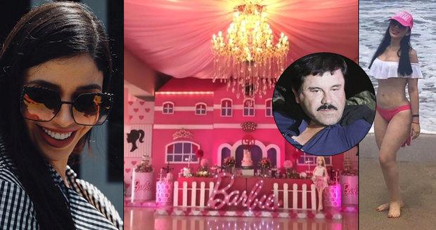 Okázalý život manželky (29) narkobarona »Prcka« (61): Předražená narozeninová párty pro dcery a luxusní dovolené!