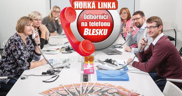 Odborníci z České správy sociálního zabezpečení přišli do redakce Blesku.