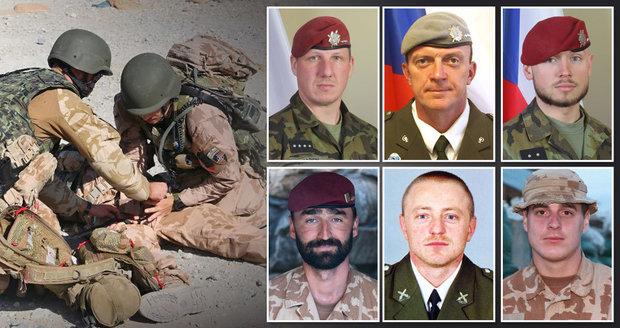 Krvavý Afghánistán: Čeští vojáci umírají nejvíc po Američanech
