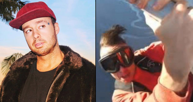 Natáčení klipu skončilo smrtelnou nehodou: Rapper se zřítil, pilot šel do vývrtky