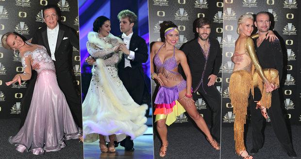 Taneční kostýmy účastníků StarDance vyjdou na pěkný balík peněz. 19a09754be