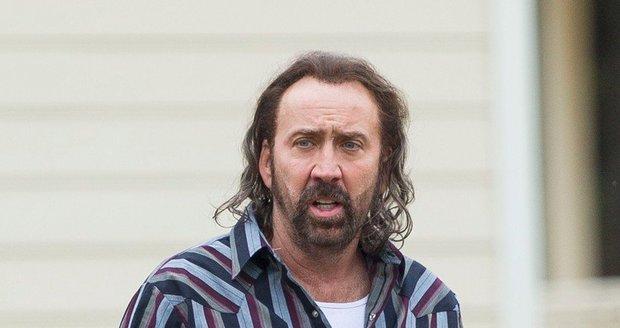 Nicolas Cage v novém filmu Grand Isle
