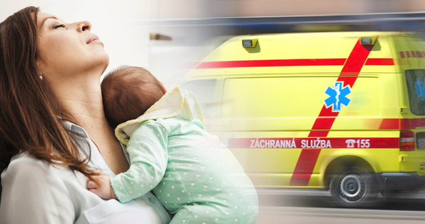 V České republice se množí případy domácích porodů. Řada z nich však končí velmi nešťastně, jako ten, který se odehrál uplynulý víkend západně od Prahy. (ilustrační foto)