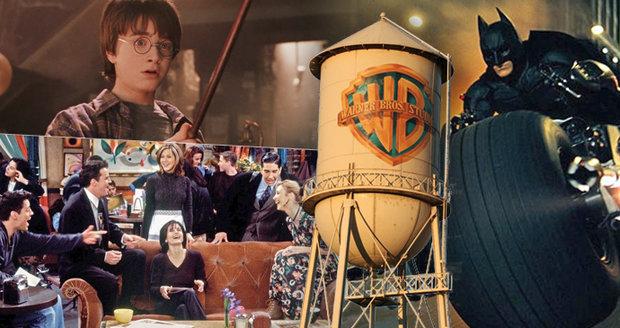 Továrna na sny: Warner Bros. Studios v Burbanku