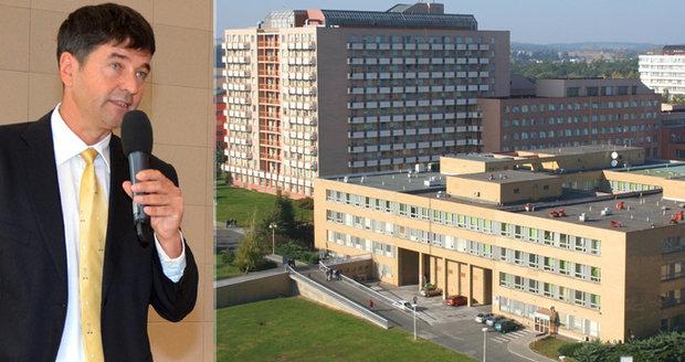Novým dočasným ředitelem spory zmítané Fakultní nemocnice Ostrava (FNO) je Petr Vávra.