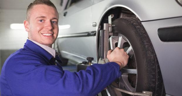 Máte přezuto? Jak si dobře vybrat pneumatiky?