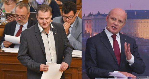 Horáček má smůlu a zuří, Sněmovna komunistu Ondráčka policii nevydala