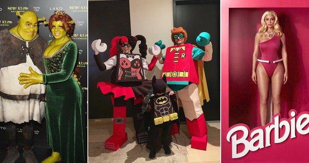 8a365e9eccb Halloween v podání hvězd Hollywoodu  Masky za kupu dolarů neměly ...