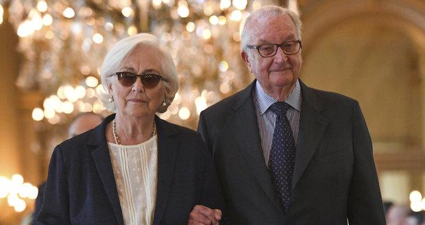 Bývalý belgický král musí na test otcovství. Podle 50leté sochařky je jejím tátou.