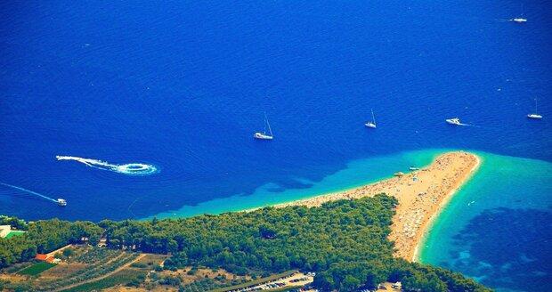 V létě je útočištěm pro tisíce turistů