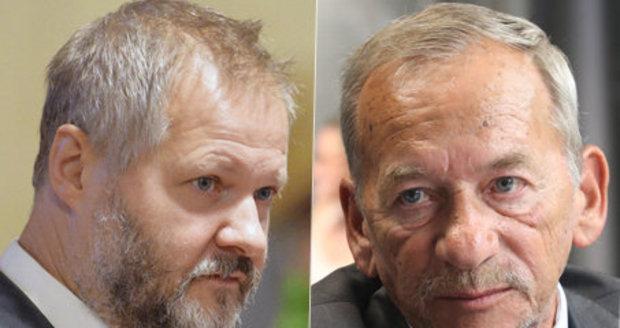 Porcování funkcí v Senátu: Tři adepti na šéfa. Uspěje Kubera? A co bude se Štěchem?