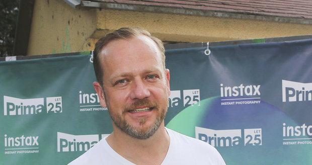 Herec Filip Blažek