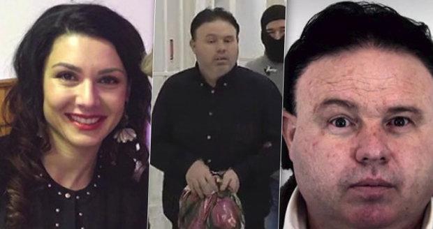Policie našla další stopy. V únosu krásné Andrey nejel pouze manžel