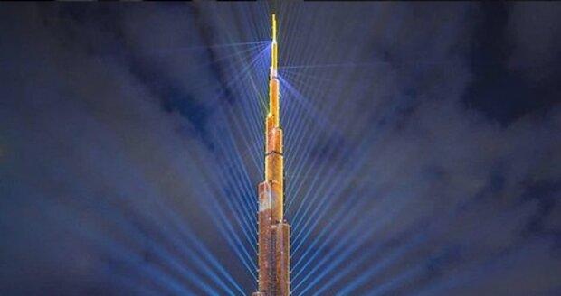 Burdž Chalífa v Dubaji