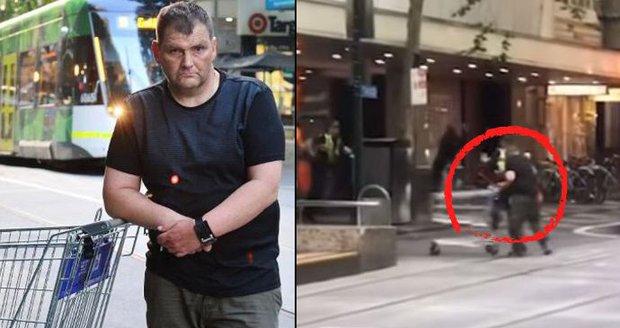"""Z bezdomovce hrdinou: """"Muž s vozíkem"""" zastavil útočníka, z ulice mu pomůže sbírka"""