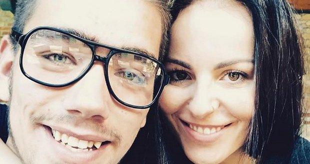 Katarína Knechtová a Petr Borkovec