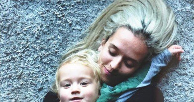 Tamara Klusová s Alfrédem