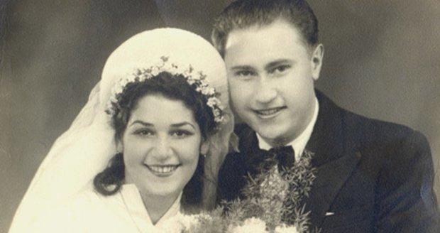 Helena Szilárdová: Se sestrou přežila koncentrák i pochod smrti, zbytek rodiny už nikdy neviděla