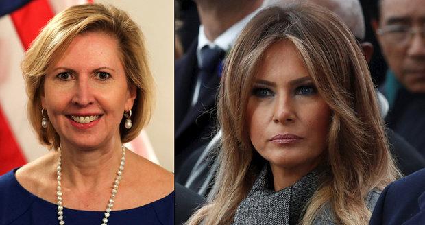 Melania Trump běsní: Nesnese se s bezpečnostní poradkyní, chce její hlavu