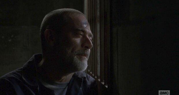 Negan ze seriálu The Walking Dead
