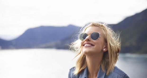 Sluneční svit nám dodává vitamin D