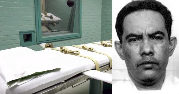 Poslední okamžiky vraha Roberta: Život mu prodloužili o 3,5 hodiny
