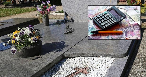 """K náhrobku televizi zdarma!"""" Podvodní kameníci lákají pozůstalé na ... d4a05a4965"""