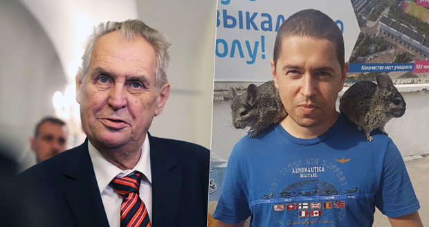 Zeman: Žádný únos, syn si na Krymu narazil dívku. Babišovi by dal další šanci