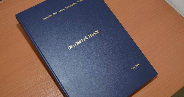 Titul za prachy: Kolik stojí napsání diplomové práce?