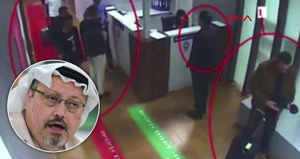 """""""Pusťte mi ruku!"""" Děsivá nahrávka odhaluje detaily vraždy novináře Chášukdžího"""