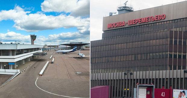 Letadlo na ranveji v Moskvě zabilo pasažéra. Piloti ho měli za zvíře a letěli dál