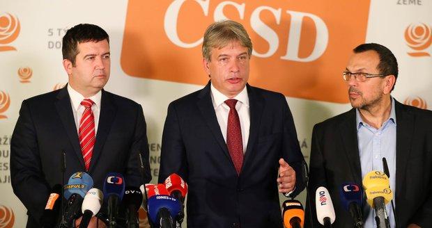 ČSSD ve Sněmovně Babiše opustí. Premiér nechápe, opozice mluví o zbabělosti