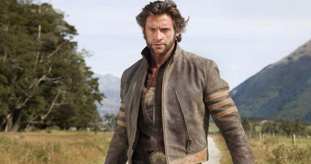 Hugh Jackman ve snímku X-Men Origins: Wolverine.