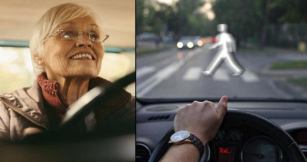 Loni na českých silnicích zemřelo 502 lidí. Kolik nehod způsobil špatný zrak řidiče, nikdo neeviduje.