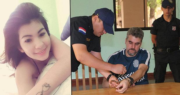 Drogový boss ubodal mladou dívku (†18) příborovým nožem! Zasadil jí 16 ran