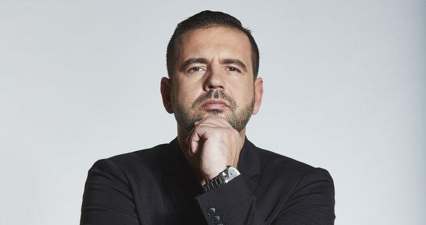 Radek Kašpárek je novým porotcem Masterchef.